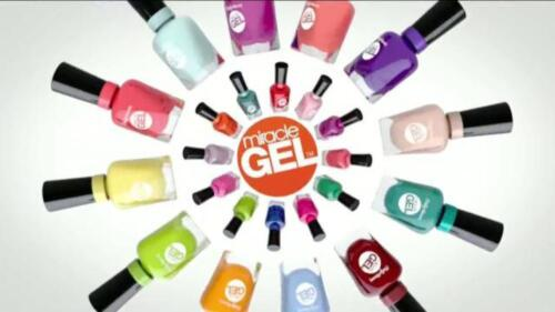 Sally Hansen Miracle Gel Nail Polish ~Pick Your Color~ B2G1 FREE (Add 3 to Cart)