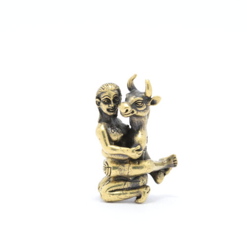 Thai amulet statue Power Magic Monster make love lady Charms Erotic sexual.