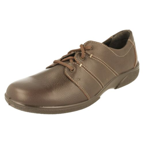 Ladies DB  Lace Up Shoes - Glossop