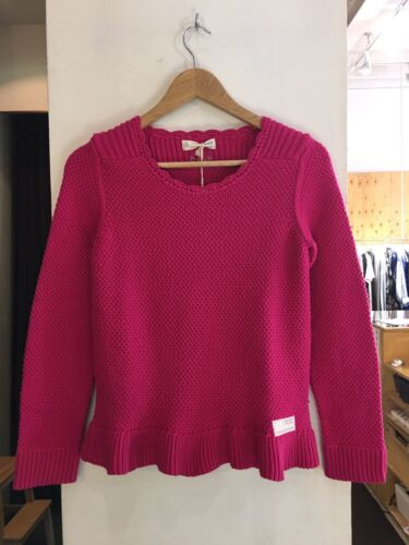 Ladies Odd Molly Your Best Jumper in Hot Pink