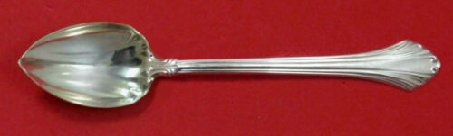 French Regency by Wallace Sterling Silver Grapefruit Spoon Fluted Custom Made