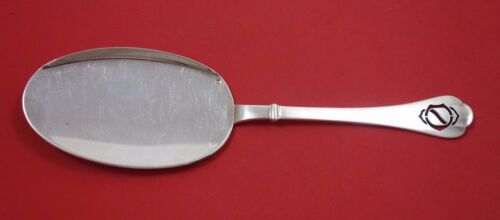 Richelieu by Puiforcat French Sterling Silver Entree Server AS FH Pierced w/Mono