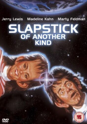 Slapstick Of Another Kind DVD All Regions Brand New Sealed Free Postage 🇦🇺