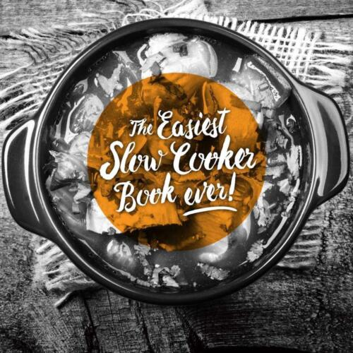 The Easiest Slow Cooker Book Ever by Kim McCosker Paperback Book Free Shipping!