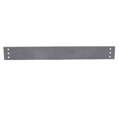 """Pack 50, 1-1/2"""" x 6"""" Galvanized Steel F.H.A. Strap with 3 Holes Vertically Align"""