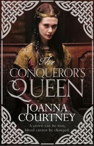 Conqueror's Queen by Joanna Courtney Paperback Book Free Shipping!