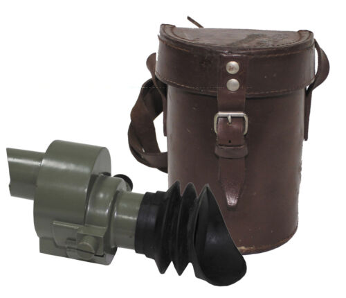 Yugoslavian ON-M59 Monocular Scope with Case - Authentic Military SurplusOther Militaria - 135