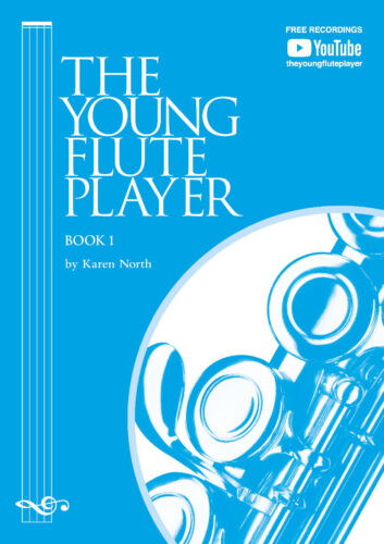 The Young Flute Player Book 1 Student - Karen North - AMEB Preliminary YFP1