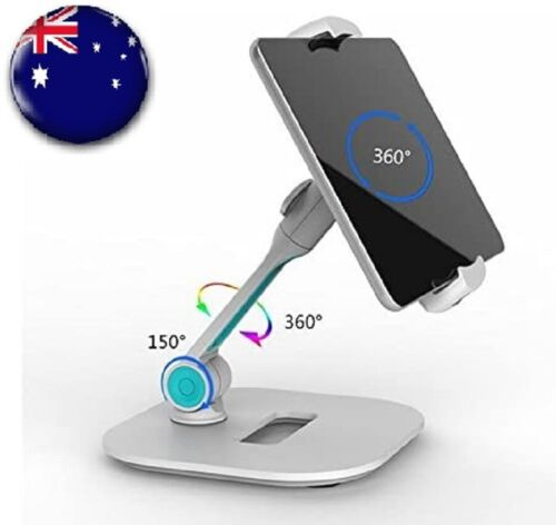Fit Apple iPad/ Air/ Mini Tablet Stand Holder iPhone For Samsung Galaxy  Mount