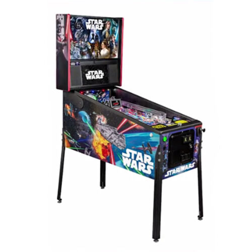 Top Holiday Gifts Stern Star Wars Pro Pinball Machine