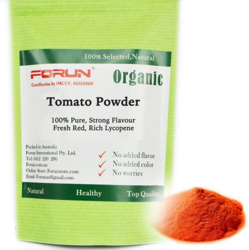FORUN High quality Tomato Powder (Natural, Pure) 100G-Free & Fast AU POST