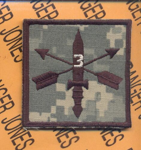 3rd Special Forces Group AIRBORNE SFGA ACU HCI Helmet Cover patchOther Militaria - 135