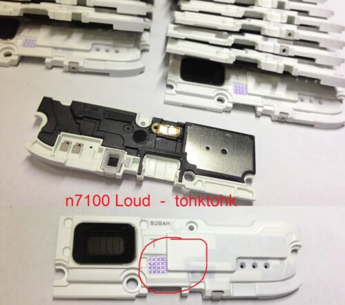 *Quality Samsung Galaxy Note 2 II N7100 Loud Music Speaker Ringer parts sticker