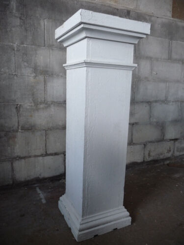 Antique Craftsman Style Porch Column - Circa 1910 Fir Architectural Salvage