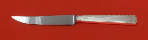 """Old Lace by Towle Sterling Silver Steak Knife Serrated HHWS Custom 8 1/2"""""""