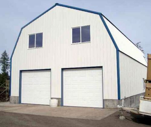 GAMBREL GARAGE SHOP HOME STEEL BUILDING 2nd FLOOR -All METAL <br/> All New Materials-Any Colors! -FREE SHIPPING extended !