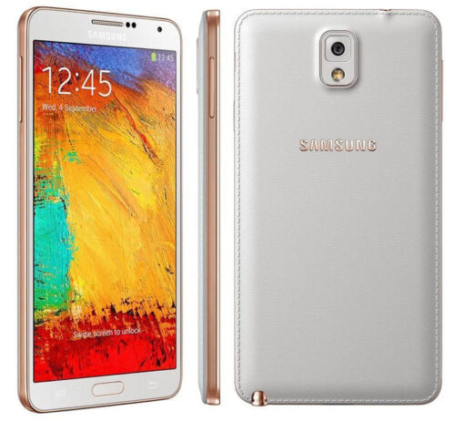 Samsung Galaxy Note III 3 SM-N900T 32GB 5.7'' Smartphone (T-Mobile) Unlocked USA