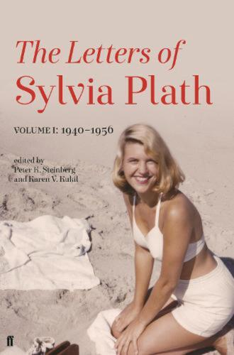 Letters of Sylvia Plath Volume I: 1940-1956 by Sylvia Plath Hardcover Book Free