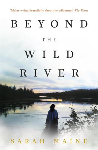 Beyond the Wild River by Sarah Maine Paperback Book Free Shipping!