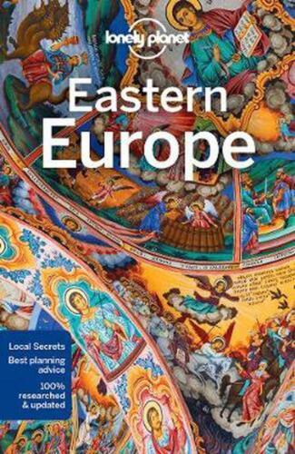 Lonely Planet Eastern Europe by Lonely Planet Paperback Book Free Shipping!