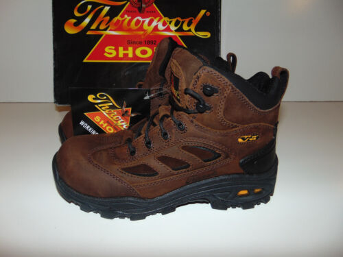 NEW THOROGOOD Composite SAFETY TOE MENS 4 5 5.5 6 8 Women 804-4082 Sport Hiker *