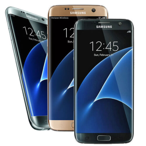 Samsung Galaxy S7 Edge 32GB G935 4G LTE Smartphone AT&T T-Mobile Cricket +More