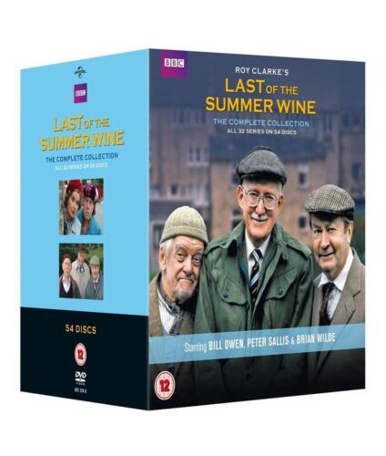 Last of the Summer Wine: The Complete Collection - DVD Region 2 Free Shipping!