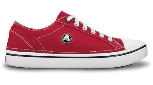 NEW GENUINE: Crocs Hover Lace Up True Red