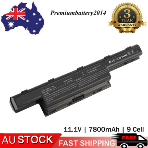 Battery for Acer eMachines E640 E642 E642G E650 E730 E732 E732G E732Z 9 Cell AU