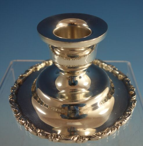 "Luella Mexican Mexico Sterling Silver Candlestick 2 1/2"" Tall (#2107)"