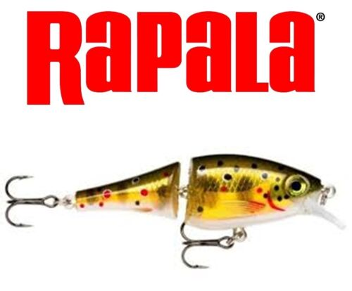 RAPALA BX JOINTED SHAD 7gr/6cm COLORE TR  IL TOP!!!!  VERAMETE INFALLIBILE !!