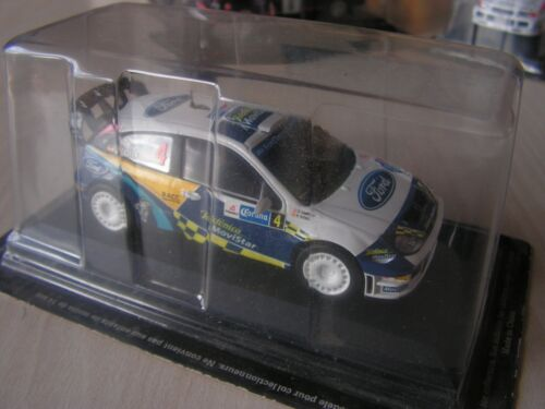 voiture 1/43   ford focus wrc   serie7
