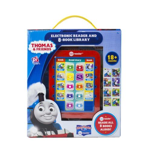 Thomas & Friends: Electronic Reader and 8-Book Library Free Shipping!