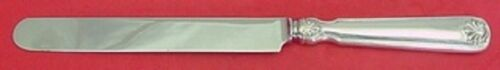 """Shell and Thread by Tiffany & Co. Sterling Silver Dinner Knife Blunt 10 1/4"""""""