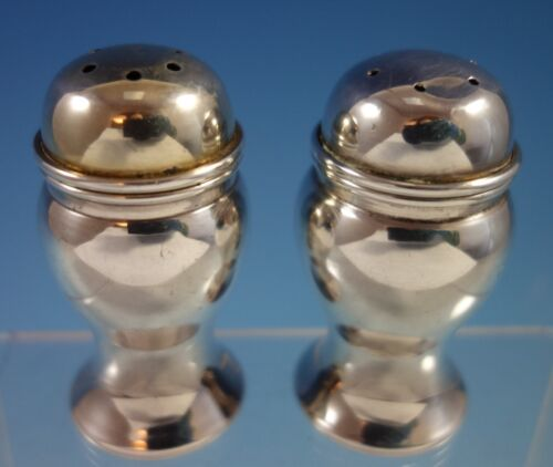 Padova by Tiffany and Co Sterling Silver Salt and Pepper Shakers 2pc (#2150)