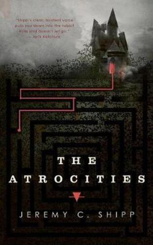 The Atrocities by Jeremy C. Shipp Paperback Book Free Shipping!