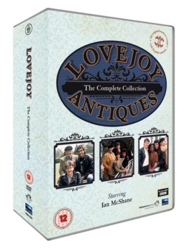 Lovejoy: The Complete Collection - DVD Region 2 Free Shipping!