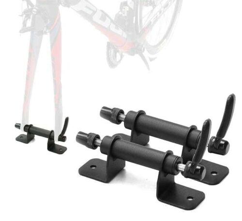 Bicycle Bike Quick Release Carrier Fork Mount Type Rack For Car Truck Ute 2 Sets
