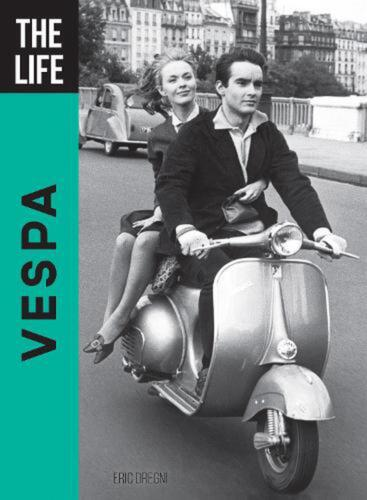 Life Vespa by Eric Dregni Hardcover Book Free Shipping!