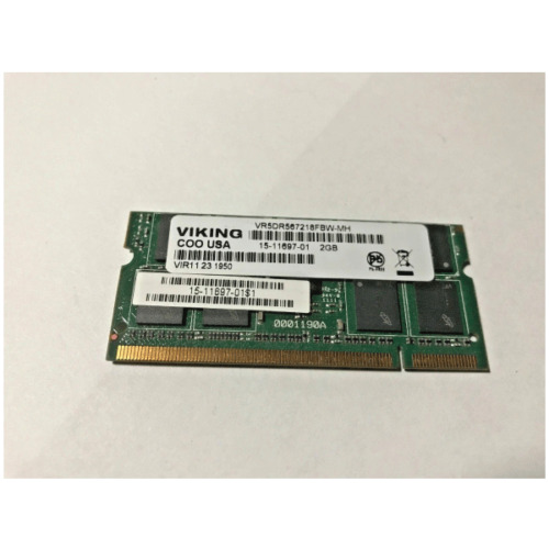 CISCO 15-11697-01 2GB RAM SO-DIMM Router Memory