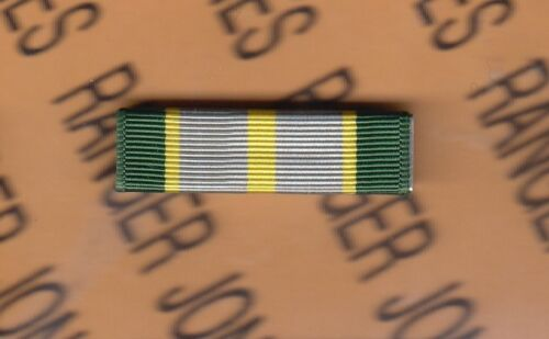 US ARMY ROTC Military Achievement Award citation ribbon AAOther Militaria - 135