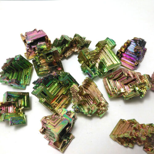 Rare Element Bismuth Bi Exclusive Individual Crystals Valyrian Dragon Glass