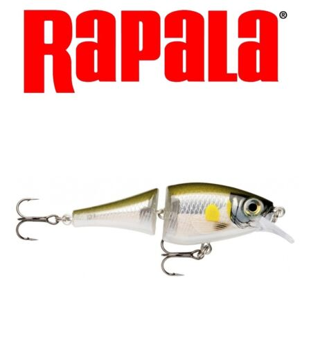 RAPALA BX JOINTED SHAD 7gr/6cm COLORE AYU  IL TOP!!!!  VERAMETE INFALLIBILE !!