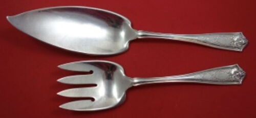 """Winthrop by Tiffany & Co. Sterling Silver Fish Serving Set 2pc 11 1/2"""""""