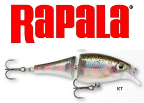 RAPALA BX JOINTED SHAD 7gr/6cm COLORE RT  IL TOP!!!!  VERAMETE INFALLIBILE !!
