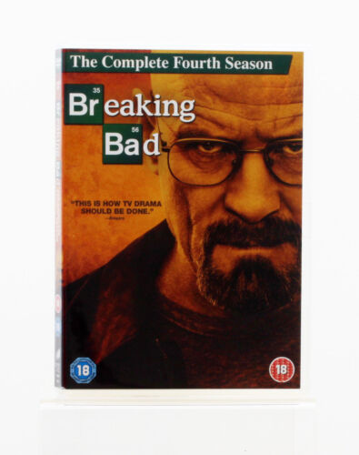 Breaking Malo - Serie 4 - Completo (4-Disc Set, Caja Set) - DVD - Buen Estado