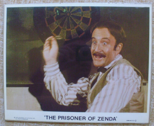 "Photo Print ""The Prisoner of Zenda"", year 1979, Litho in U.S.A., Universal City"