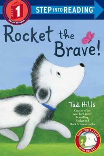 Rocket the Brave! by Tad Hills (English) Paperback Book Free Shipping!