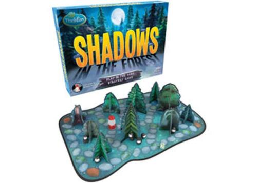 Shadows In The Forest Game - ThinkFun Free Shipping!