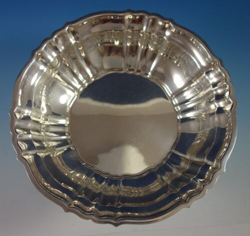 """Chippendale by Gorham Sterling Silver Fruit Bowl #42667 9 1/2"""" Diameter (#2735)"""
